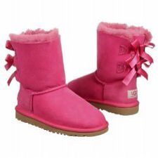 Hot pink uggs boots