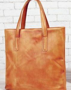 91b74145c7e4 Handmade Leather handbag shoulder bag large tote for women leather shopper  bag Black Leather Tote Bag