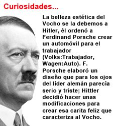 Hittler y la historia con el vochito...  www.bublibubli.com.mx