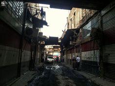 #كيف_احترقت هل يعقل أن أحد أقدم الأسواق بأقدم مدن العالم لا يوجد به حراسة أو آلية لاحتواء حرائق محتملة في سوق خشبي #شاركنا رأيك .. العصرونية دمشق في 15\5\2016 Asronieh Damascus on 15\5\2016 #Syria #Damascus #دمشق #سوريا #عدسة_شاب_دمشقي