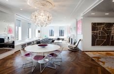 Art Collector's Dream by Rusk Renovations
