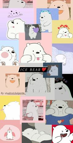Photo Collage Template, Instagram Frame, Iphone Wallpaper, Snoopy, Ice, Bear, Templates, Stickers, Fictional Characters
