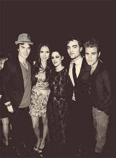 TVD and Twilight TVD wins every time