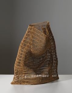 Contemporary Basketry: Clay by Annie Turner