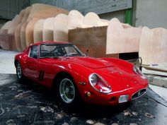 #ferrari #gto #replica #classics #vontage #legend