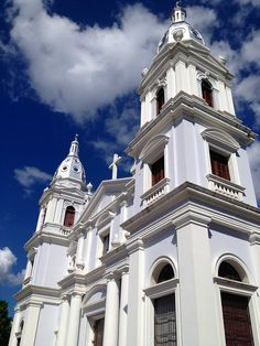 Cathedral of Our Lady of Guadalupe - Ponce - Llanos Colon