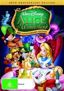 Alice in Wonderland #DVD