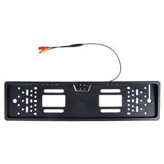 European License Plate Frame Rear View Camera Auto Car 140 degree Reverse Backup Parking Rearview Camera + 4 LEDs Night Vision