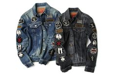 17 Best Patch Jackets images in 2015 | Denim jacket patches