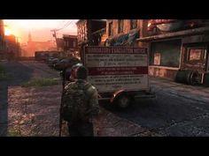 The Last of Us - Development Series Episode 2: Wasteland Beautiful