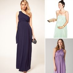 Here Comes The . . . Best-Dressed Pregnant Wedding Guest! - www.lilsugar.com