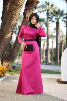 2745c1afb 16 Best فساتين محجبات images in 2018 | Hijab Fashion, Muslim Fashion ...