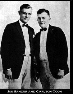 El 5 de febrero de 1894 nació Carleton A. Coon vocalista y batería, además de líder de banda, que fundó, junto a Joe Sander, la que sería primera orquesta de jazz de la ciudad de Kansas en Estados Unidos, y una de las primeras de la historia del género,  la Coon-Sanders Original Nighthawk Orchestra.  En 1926 la orquesta se mudó a Chicago, desde donde adquirieron un notable prestigio musical