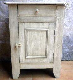 Petit meuble, confiturier 1 porte