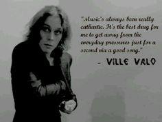 -Ville Valo
