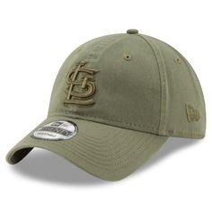 check out 88903 a62ba Men s St. Louis Cardinals New Era Green Tonal Bark Core Classic 9TWENTY  Adjustable Hat, Your Price   21.99