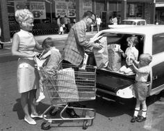 What were we driving 50 years ago? Click through the photos in this slideshow to see the cars of Photo: Lambert, Getty Images / Archive Photos Vintage Pictures, Old Pictures, Old Photos, Time Pictures, 50 Years Ago, The Good Old Days, Vintage Photographs, Vintage Ads, Vintage Stores