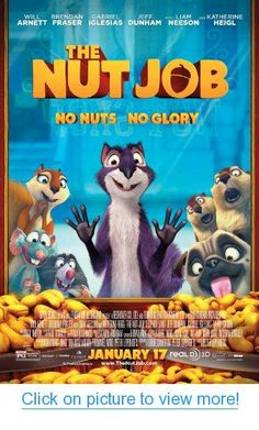 The Nut Job (Blu-ray + DVD + DIGITAL HD with UltraViolet)