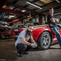 The Yin and Yang of Gas Monkey Garage