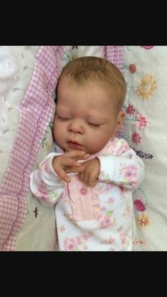 Newborn Baby Dolls, Cute Baby Dolls, Reborn Baby Girl, Reborn Babies, Cute Babies, Realistic Dolls, Hair Painting, Collector Dolls, Reborn Dolls