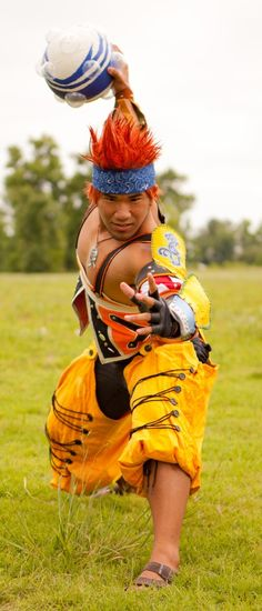 Shinrajunkie : Wakka from Final Fantasy X in Otaku House Cosplay Idol 2012