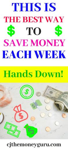 Where to Put Your Emergency Fund Do you want to learn how to save money each week so that you can stop living paycheck to paycheck? You can still save money on a low income too. Putting my hard earned money here helped me save some extra cash for my first Ways To Save Money, Money Tips, Money Saving Tips, Make Money Online, Money Budget, Managing Money, Extra Cash, Extra Money, Savings Planner