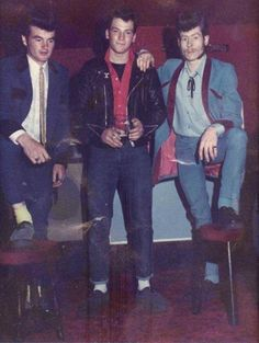 Greased Quiffs and Flick Knives: Growing Up Teddy Boy in 1970s England
