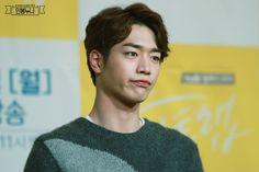 Seo KangJoon @ Cheese In The Trap Press Conference Seo Kang Jun, Seo Joon, Asian Actors, Korean Actors, Seo Kang Joon Wallpaper, Seung Hwan, Cheese In The Trap, Asian Love, Actor Model