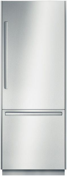 """The brand new Bosch 30"""" bottom freezer refrigerator is perfect for small spaces"""