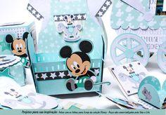 papéis licenciados Disney tema baby mickey