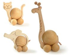 Myriad Natural Toys & Crafts :: small gifts for natural play :: moving toys
