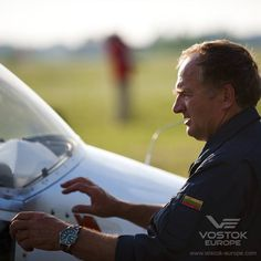 Jurgis Kairys and Vostok-Europe at in Bucharest