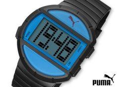 Reloj Puma Digital PU910891001 http://deporte.mequedouno.com.mx