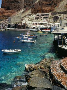 Santorini...