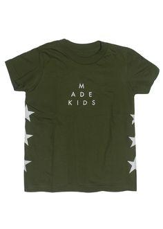 Made 6 Stars T-Shirt