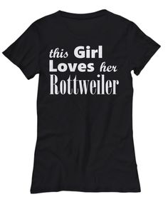 Rottweiler - Women's Tee