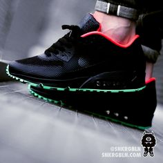 Nike Air Max 90 HYP ID 'Yeezy' by Snkrgbln Buy it @ Nike US