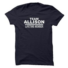 ALLISON LIFETIME MEMBER T Shirts, Hoodie. Shopping Online Now ==►…