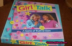 I remember vividly getting this for my 11th birthday. Slumber parties were never the same.