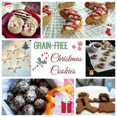 6 Amazing Grain-Free Christmas Cookie Ideas