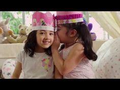 Disney I Am A Princess - TV Commercial - YouTube