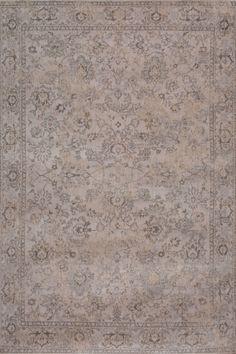 Louis de Poortere Fading Agra Sur Antique White 8948
