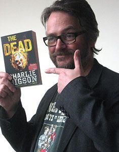 the dead series charlie higson (book three) Charlie Higson, Screenwriting, Authors, Books, Livros, Libros, Book, Writers, Book Illustrations