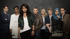 Bollywood Actress Priyanka Chopra to Play Lead Role in 'Quantico' | Dispensable Thoughts  #celebrities #Bollywood #entertainment  #television