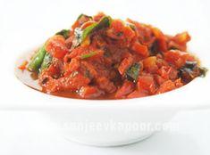 Tamatar Ki Chutney - A flavourful tomato chutney.