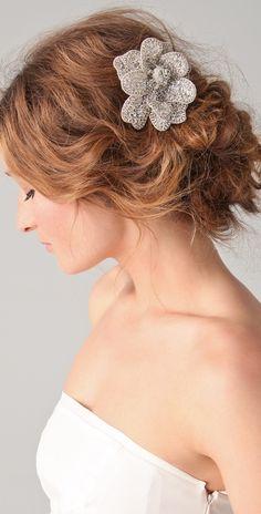 messy, frizzy....my hair would definitely do this. @Karlie Riess Munro McNamara