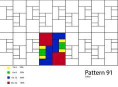 Floor Patterns - Crossville Inc Tile