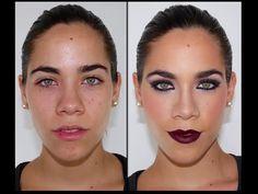 Gothic Chic Makeup Inspirado en Rihanna
