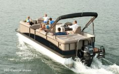 New 2010 Cypress Cay Boats 220 Cancun Pontoon Boat