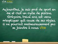 A-t-il suivi ses cours de biologie? Réponse A Non Réponse B Oui A vos tweets! #vdm #vdmeduc
